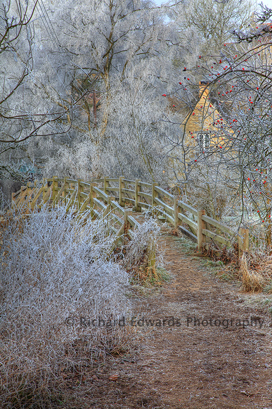 Frosty Bridge