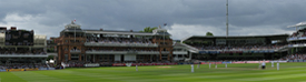 The Ashes. Second Test Match at Lords. July 2009.