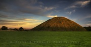 Silbury Hill at Dusk