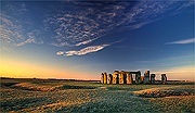 Frosty Morning at Stonehenge No.2