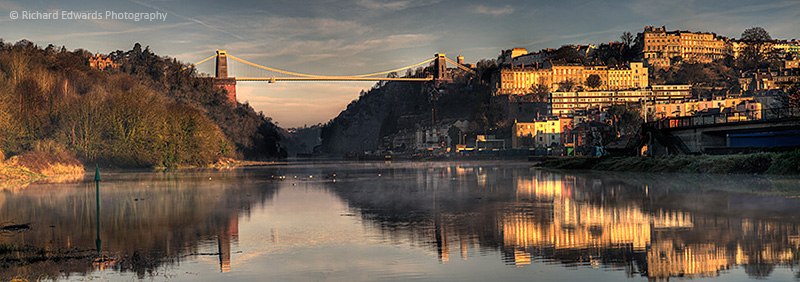The Avon Gorge and Cli...